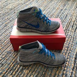Nike Shoes - NWT‼️ Nike Free Flyknit Chukka size 9